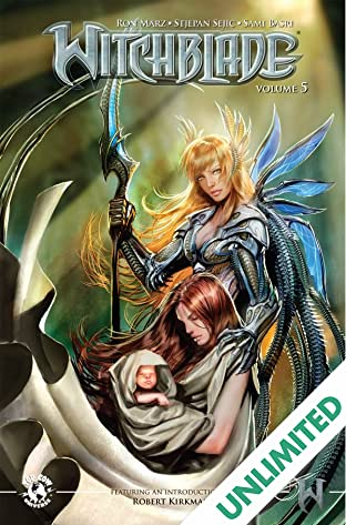 Witchblade Vol. 5